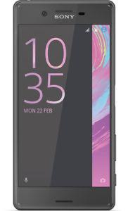 Sony Xperia X schwarz 32GB  angeblich *Neuwertiger* Rückläufer