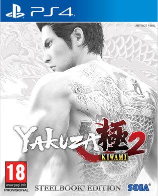 Yakuza Kiwami 2 Steelbook Edition (PS4) für 31,58€ (Shop4World )