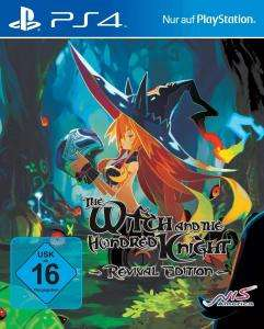 The Witch and the Hundred Knight: Revival Edition (PS4) für 12€ versandkostenfrei (Media Markt)