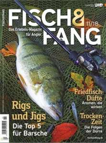 Fisch & Fang Abo (6 Monate) für 21,50 € mit 20 € Amazon-/BestChoice Gutschein oder 2000 PAYBACKPunkte