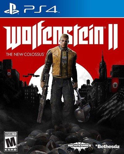 Wolfenstein 2: The New Colossus - Uncut (PS4) für 18,37€ (Amazon.com)