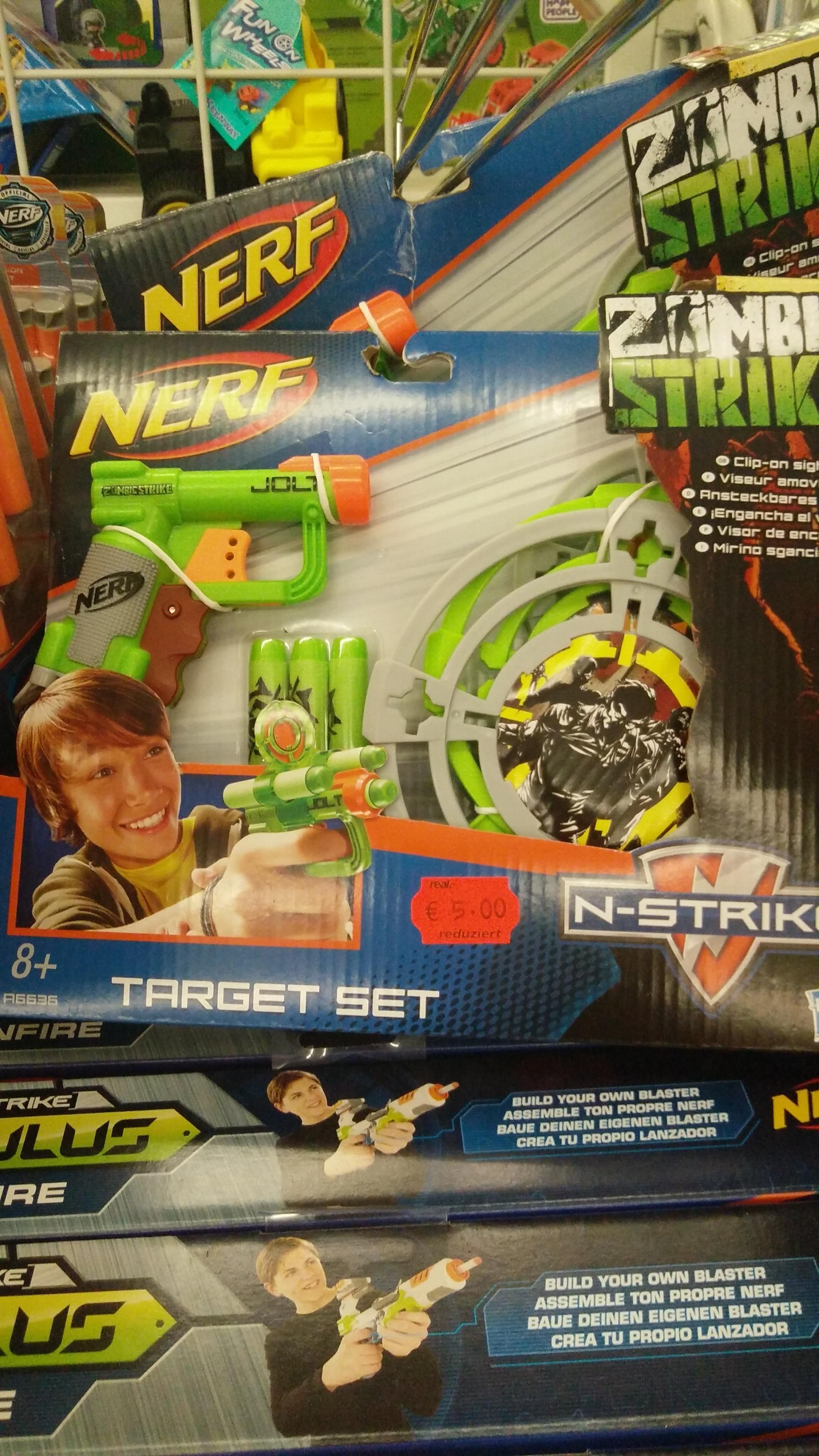 [Lokal] Real Wiesbaden - Hasbro Nerv Zombie Strike