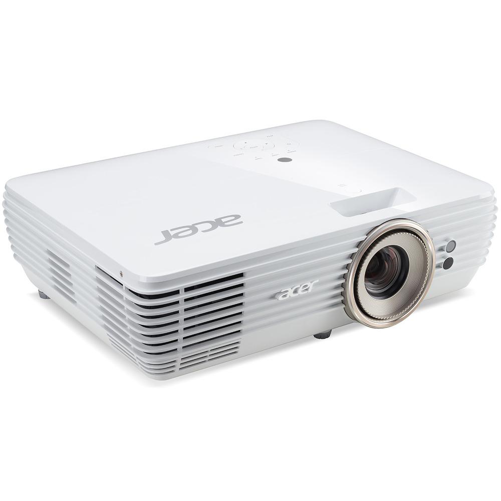 Beamer-Discount Black Deals: z.B. DLP-Beamer Acer V7850 (Ultra HD mit eShift, 2100 Lumen, 2x HDMI, VGA, 2x USB, 2x5W Lautsprecher)