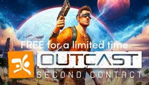 Outcast - Second Contact kostenlos im Humble Store (DRM-Frei)