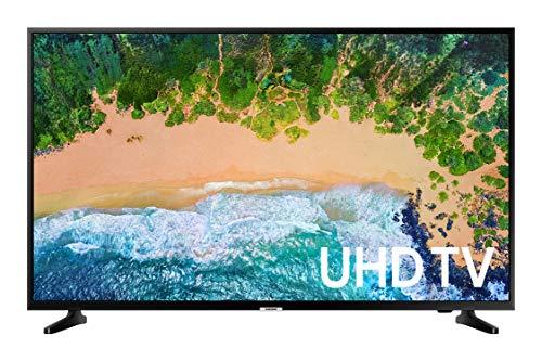 Samsung UE55NU7099 138 cm (55 Zoll) Fernseher (Ultra HD 4K, HDR, Triple Tuner, 1300 PQI, Smart TV)