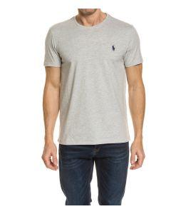 Polo Ralph Lauren T-Shirt (Rundhals, Grau, S - XXL)