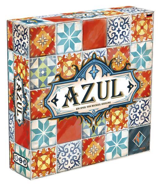 AZUL nur 11,49€ - Spiel des Jahres 2018 - bei Thalia.at inkl. Versand nach DE