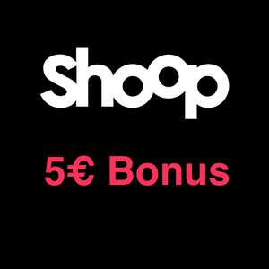 [Shoop] 5€ Cashback-Bonus bei 10€ MBW für Bestandskunden Blackfriday Early-Bird Aktion
