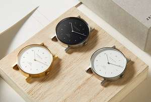 Sternglas Bauhaus Uhren Black Deal alle Modelle minus 27%