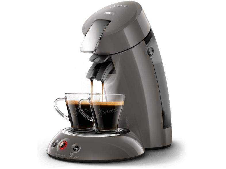 [Mediamarkt Niederlande] Philips HD6556/00 Senseo Original Kaffeepadmaschine Kaschmirgrau für 29,-€