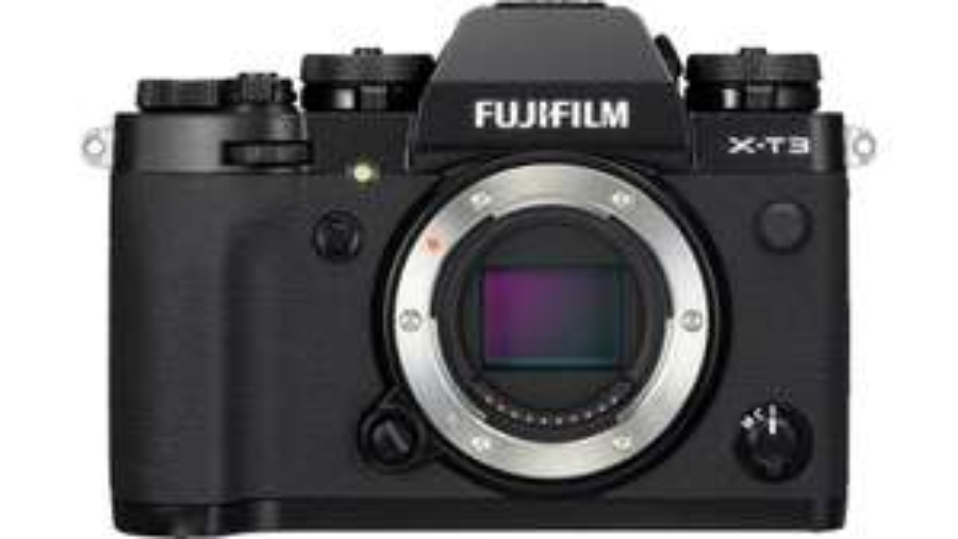 Fujifilm X-T3 Body Schwarz / Silber bei digitalo.de
