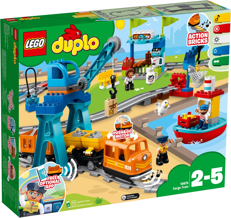 Lego Duplo Guterzug 10875 Fur 79EUR Megastore By Segmuller