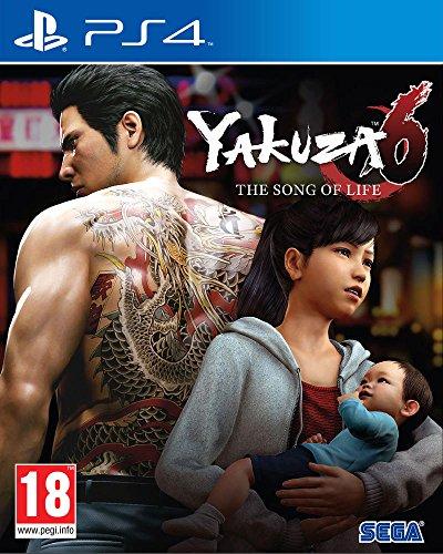 [PS4] Yakuza 6: The Song of Life - Essence of Art Edition für 25 € inkl. Versand @amazon.fr