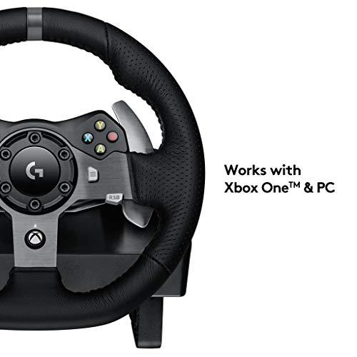 Logitech G920 Lenkrad Xbox One/PC 122,50€ (WHD) oder 169,90€ neu
