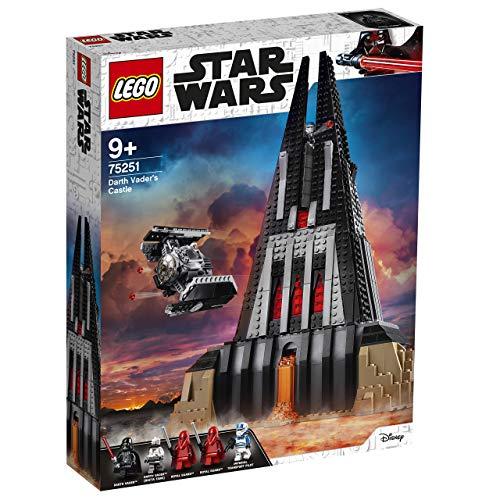 (Amazon.fr) LEGO Star Wars 75251 Darth Vaders Castle für 94,94 + 75955 Harry Potter Hogwarts Express für 60,61€