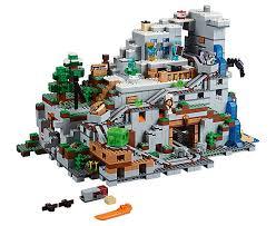 LEGO Minecraft Die Berghöhle 21137 + Geschenk-Set - EOL Set direkt bei Lego wieder verfügbar