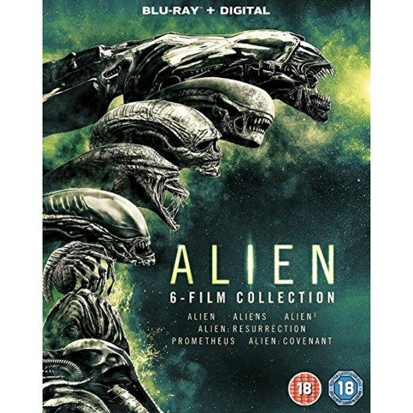 Alien - 6-Film Collection [Shop4de.com]