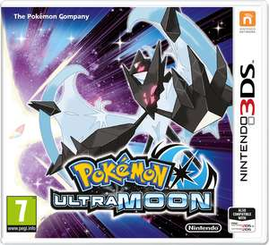 Pokemon: Ultramond (3DS) für 21,99€ & Pokemon Mond Fan Edition für 23,50€ (Coolshop)