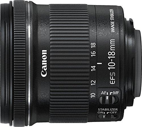 [Amazon.fr] Canon EF-S 10-18mm f4.5-5.6 IS STM über Amazon Frankreich [Kreditkarte erforderlich]