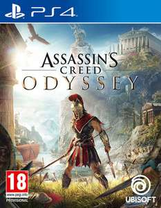 Assassins Creed Odyssey (PS4 & Xbox One) für 33,71€ (Shopto)