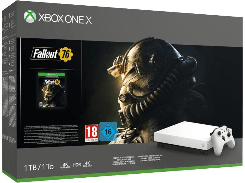 Viele Xbox One X Bundles (BFV, Forza, Tomb Raider, Fallout) bei verschiedenen Anbietern [Schweiz]
