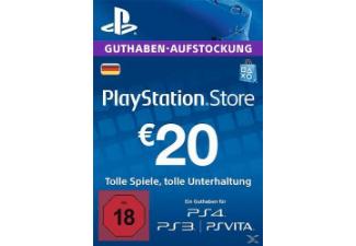MEGA DEAL! PSN Card 20 Euro für 16,99€
