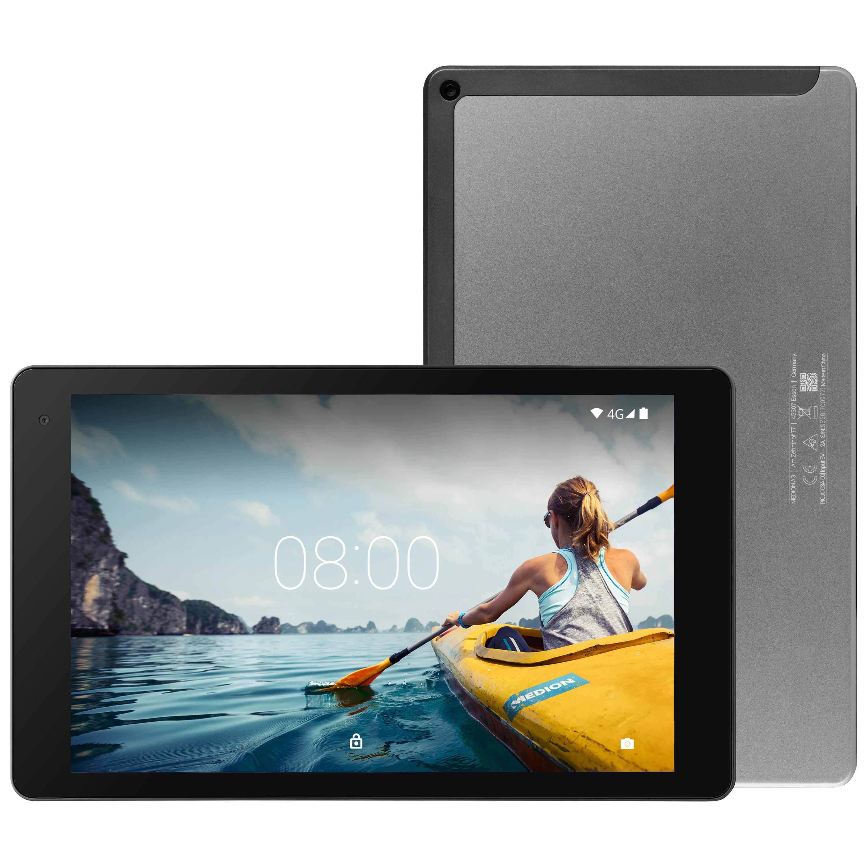"MEDION® LIFETAB  (9,7"") Tablet mit QHD Display, Quad-Core-Prozessor, 2 GB RAM, 32 GB Speicher, Android 7.1.2"