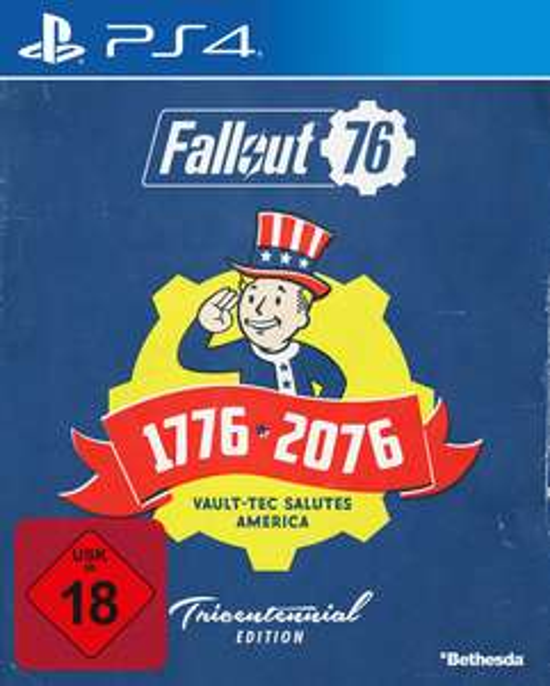 Fallout 76 Tricentennial Edition (PS4 & Xbox One) für 49,99€ (GameStop) & PS4 für 40,14€ & PC für 36,61€ (Amazon)