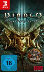 Diablo 3: Eternal Collection (Nintendo Switch) für 39,99€ (GameStop)