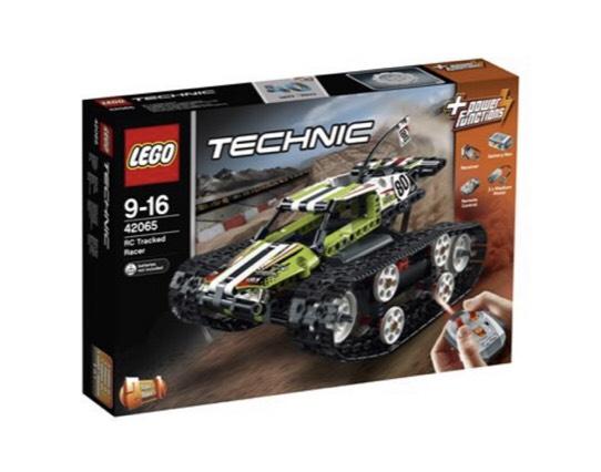 [Müller] Lego Technic 42065 - Ferngesteuerter Tracked Racer