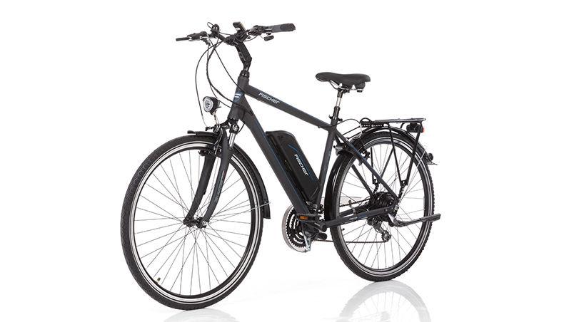 Fischer E-Bike ETH/ETD 1801 bei Mediamarkt: Hinterradmotor, 396Wh, 36V, 28''