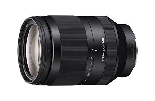 [amazon.fr] Sony SEL-24240 Weitwinkel-Zoom Objektiv (24-240 mm, F3.5-6.3, OSS, Vollformat)