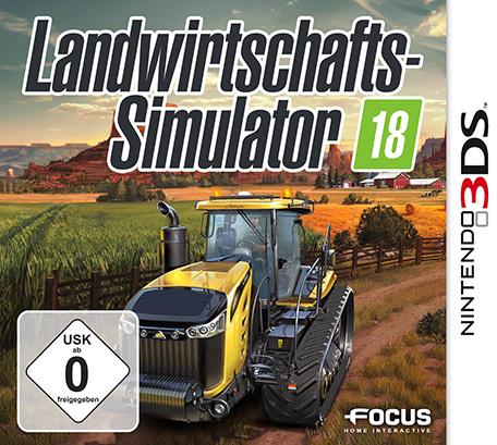[3DS] [Nintendo eShop] Landwirtschafts Simulator 18