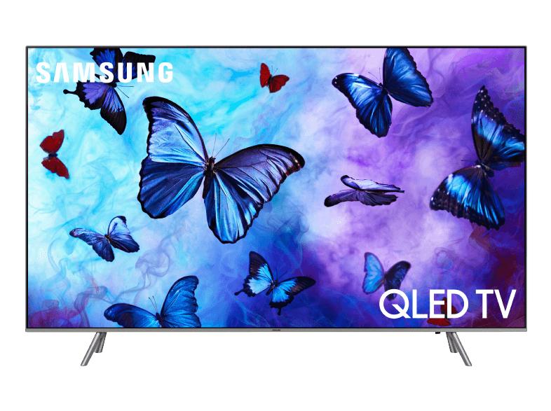 SAMSUNG GQ65Q6FNGT QLED TV (Flat, 65 Zoll, UHD 4K, SMART TV, Tizen)