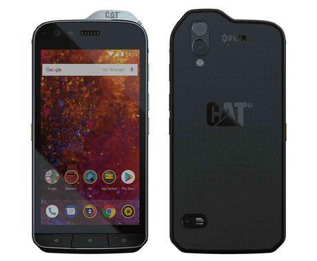 Caterpillar Cat S61 Smartphone 64GB Dual Sim