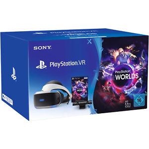 UPDATE: HEUTE FÜR 169,15€ BEI EBAY/MM [Ebay / Mediamarkt] Sony Playstation PSVR V2 (9782315) + Camera + VR Worlds für 179,10€ bei Marktabhol