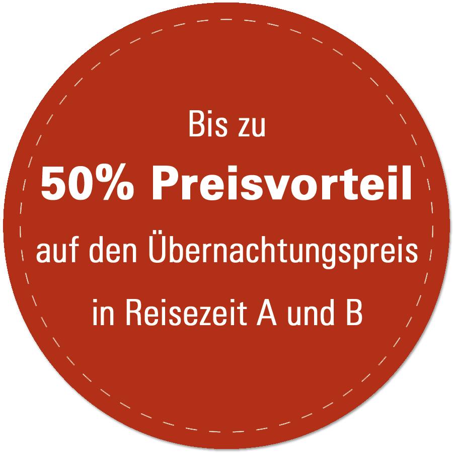[BF 2018] Weissenhäuser Strand - 50% Rabatt auf den Übernachtungspreis