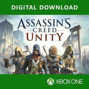 Assassin's Creed: Unity (Xbox One Digital Code) für 38 Cent (CDkeys)