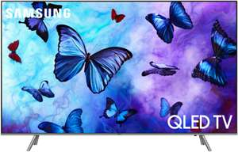 """Samsung GQ65Q6F 163 cm (65"""") LCD-TV mit LED-Technik eclipse silber"""