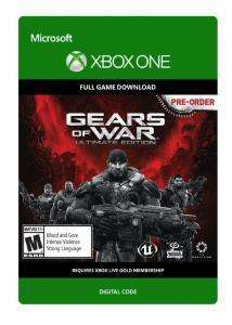 Gears Of War: Ultimate Edition (Xbox One Download Code) für 4,36€ (CDKeys)