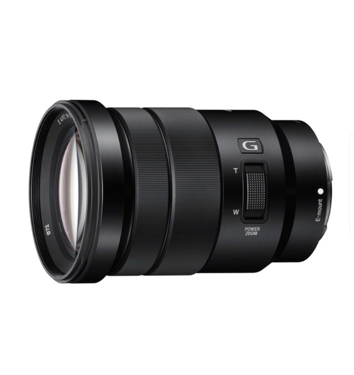 Sony 18-105 f/4