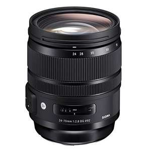 [Amazon.fr] Sigma 24-70mm F2,8 DG OS HSM Art Objektiv für Nikon - 18% unter PVG