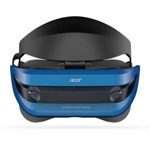 Acer Windows Mixed Reality Headset (AH101) Mit Motion Controllern