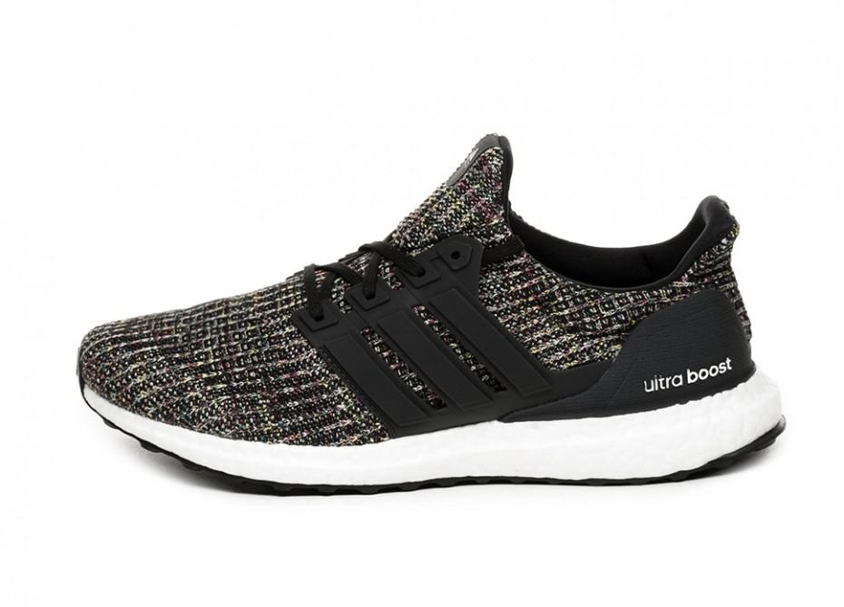 [Foot Locker] Adidas Ultra Boost 4.0 Core Black-Carbon Herren (Gr. 40-48)