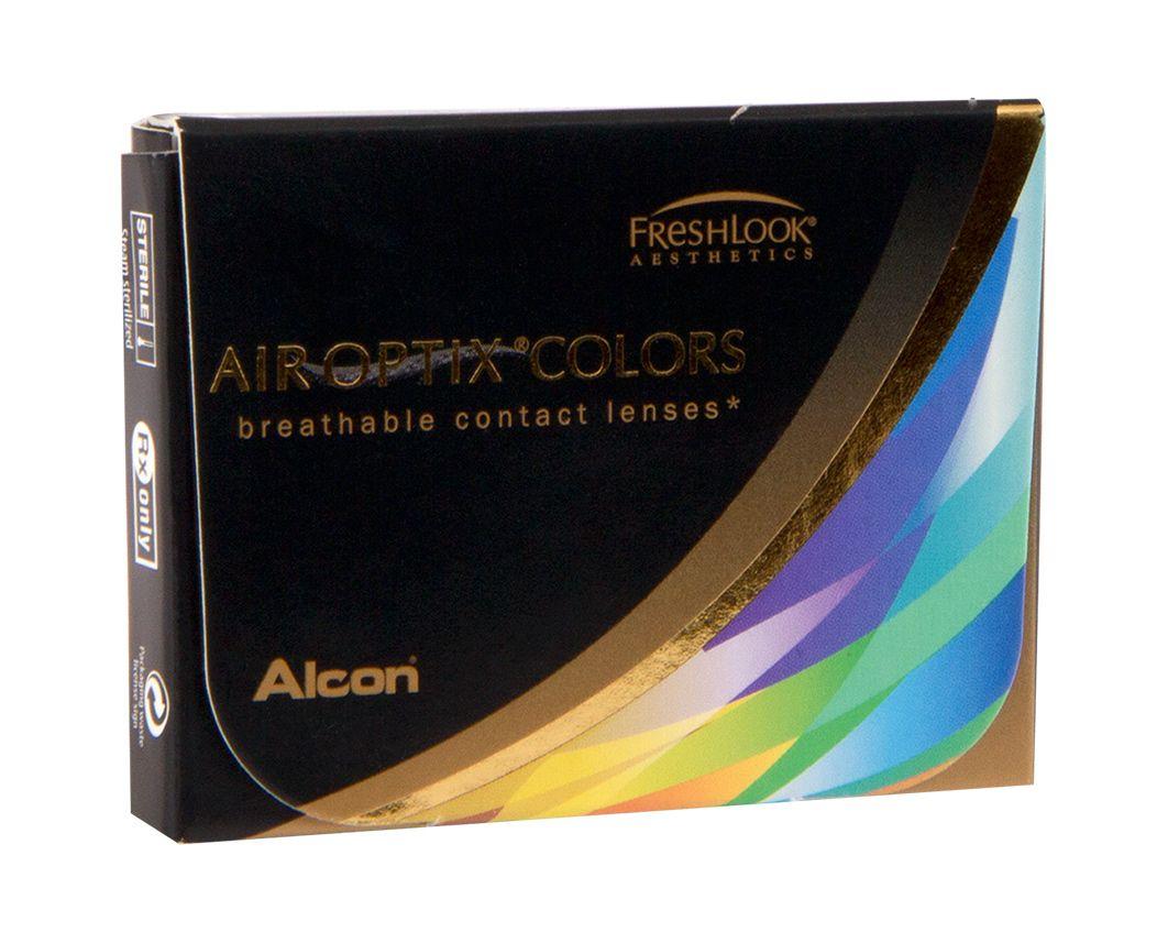 Air Optix Colors für 14,69€ + 3,90€ Versand // Versandfrei ab 55€ (= 4 Packungen)