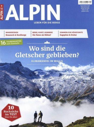 Alpin Abo (6 Ausgaben) für 19 bzw. 22 € mit 20€ Amazon-/BestChoice-Gutschein