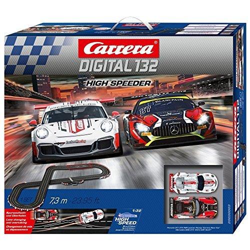 [K&Ö] Carrera Digital 132 Set - High Speeder (30003) für 151,99 mit 20% Gutschein