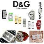 Dolce & Gabbana Uhren ab 64,99 € zzgl. 5,90€ Versand