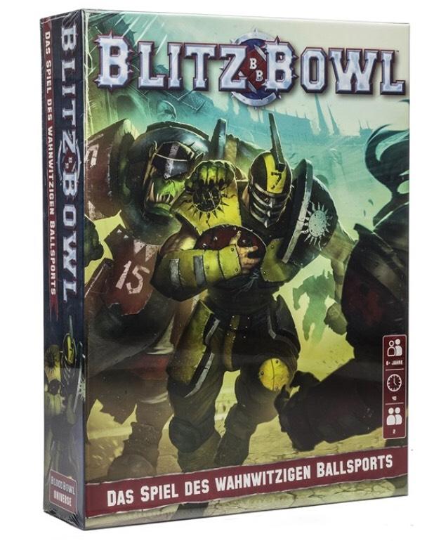[Brettspiel] Blitz Bowl im Black-Friday bei Müller (online) oder zum Bestpreis bei GameStop (offline)