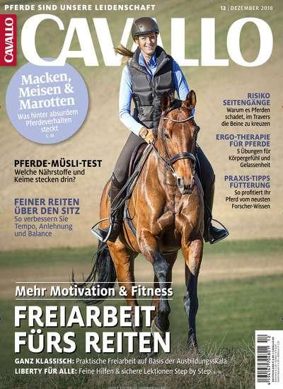 Cavallo Abo (6 Ausgaben) für 17 € bzw. 20 € mit 20€ Amazon-/BestChoice-Gutschein